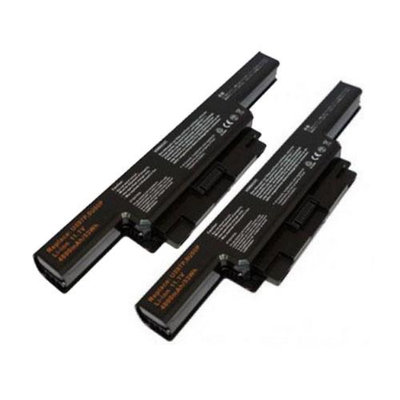 Battery for Dell 312-4009 (2-Pack) Replacement Battery