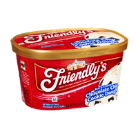 Friendly's Rich & Creamy Chocolate Chip Cookie Dough Premium Ice Cream