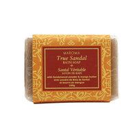 Maroma Bath Soap, True Sandal, 3.5 oz