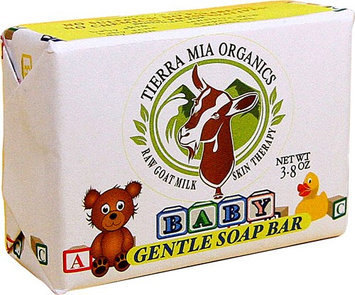 Tierra Mia Organics Gentle Baby Soap Bar 4.2 oz