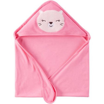 Child Of Mine by Carter's Newborn Baby Girl Hooded Towel