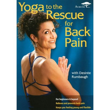 Acorn Media Yoga To The Rescue For Back Pain (Widescreen)