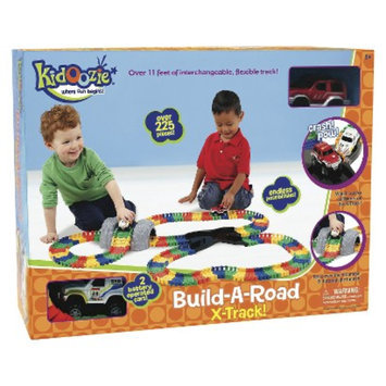 International Playthings Build A Road X-Track
