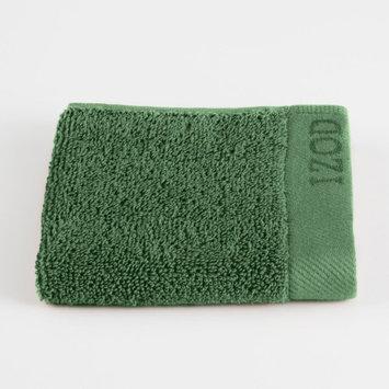 Izod Classic Egyptian Wash Cloth Color: Stone Green