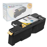 LD Compatible Toner to Replace Dell DG1TR / 331-0779 High Yield Yellow Toner Cartridge for use in the Color Laser C1760nw, C1765nf, C1765nfw, 1250C, 1350cnw, 1355cn & 1355cnw