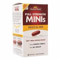 Nature Made Multivitamins for Her Full Strength Mini