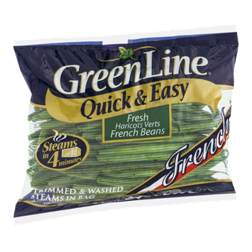 GreenLine Fresh Haricots Verts French Beans