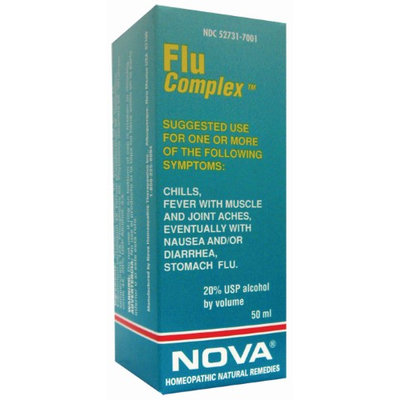 Nova Homeopathic Flu Complex 1.7 OZ