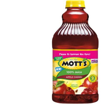 Mott's® 100% Apple Cherry Juice