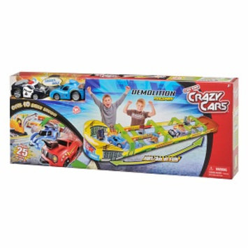 Lanard 9 Piece Demolition Raceway Set