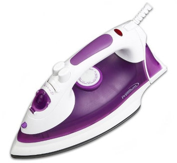 Premium Deluxe Steam Iron Irons