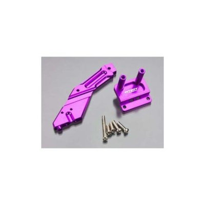 Integy T8692PURPLE Rear Anti-Bending Plate 1/10 Bullet MT/ST