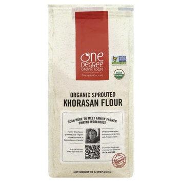 One Degree Organic Foods FLOUR, OG2, SPRTD, KHORASAN, (Pack of 6)