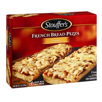 Stouffer's French Bread Pizza Cheese - 2 CT