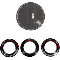 Range Kleen 8211 Black Gas Range and Oven Replacement Knob Kit