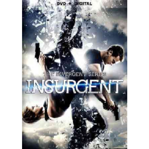 The Divergent Series: Insurgent 3D (Blu-ray/DVD) [The Divergent Series: Insurgent 3D Blu-ray/DVD]