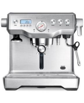 Breville BES920XL Dual-boiler Semi Automatic Espresso Machine