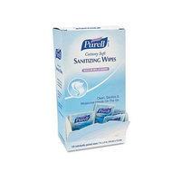 Cottony Soft Individually Wrapped Hand Sanitizing Wipes
