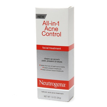 Neutrogena All-in-1 Acne Control Facial Treatment