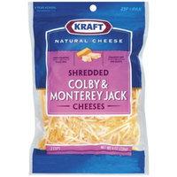 Kraft Shredded Colby & Monterey Jack Cheese Blend 8 oz