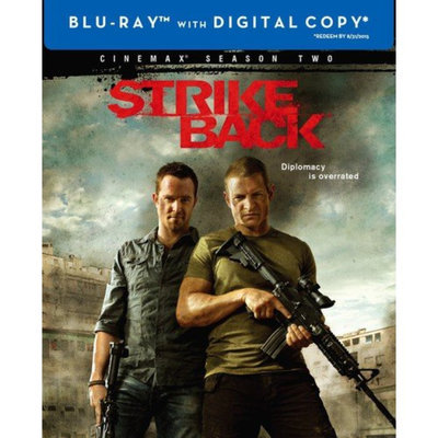 Strike Back: Cinemax Season Two (Blu-ray + Digital Copy) (Widescreen)