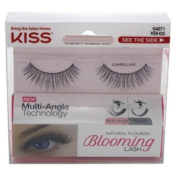 Kiss Blooming Lashes Camellias (6 Pack)