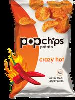 popchips Crazy Hot Potato Chips