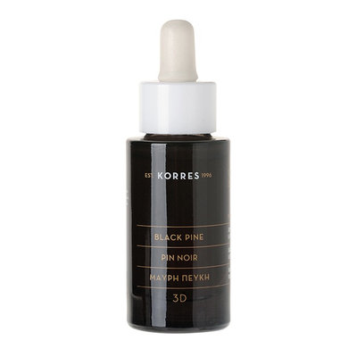 KORRES Black Pine 3D Sculpting Firming & Lifting Serum