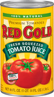 Red Gold® Fresh Squeezed Tomato Juice 46 fl. oz. Can