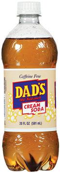 Dad's Old Fashioned® Cream Soda 20 Oz Bottle