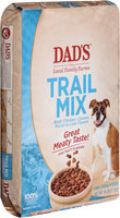 Dad's Trail Mix® Beef, Chicken, Cheese, Bacon & Liver Flavors Dry Dog Food 38 lb. Bag