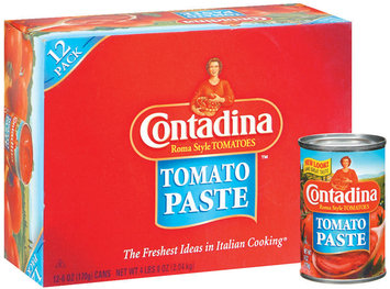 Contadina Tomato Paste Club Pack 12-6 oz. Cans
