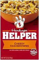 Betty Crocker® Cheesy Hashbrowns Hamburger Helper® 5.5 oz. Box