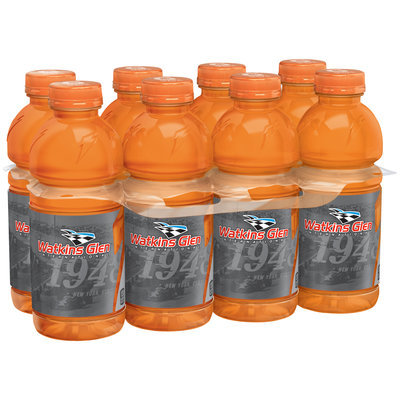 Gatorade® Orange Sports Drink 8-20 fl. oz. Bottles