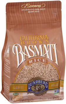 Lundberg California Brown Basmati Rice 32 oz
