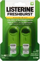 Listerine® Pocketmist® Freshburst® Oral Care Mist 2-7.7mL Containers