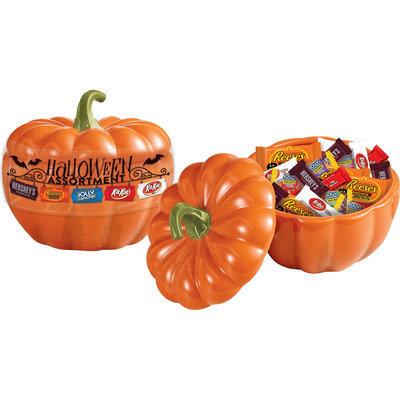 Hershey's Halloween Candy Assortment Pumpkin Shape