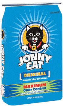 Jonny Cat Original Maximum Odor Control Scented Cat Litter 40 Lb Bag