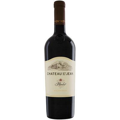 Chateau St Jean® California Merlot Wine 750mL Bottle