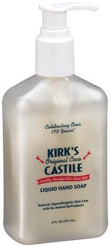 Kirk's Original Coco Castile Liquid Hand Soap