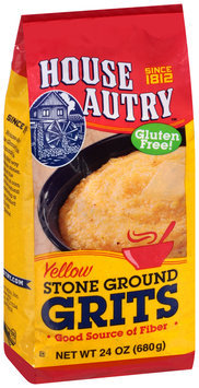 House Autry™ Yellow Stone Ground Grits 24 oz. Bag
