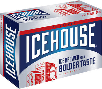 Icehouse 12 oz. Beer 24 pk. Cans