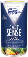 Diamond Crystal® Salt Sense® Iodized Salt 22 oz. Shaker