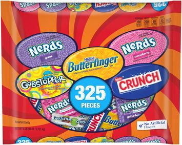 Nestlé Assorted Halloween Chocolate/Sugar 325 pieces, 96 oz Bag