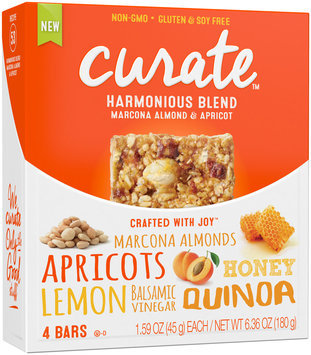 Curate™ Harmonious Blend Snack Bars