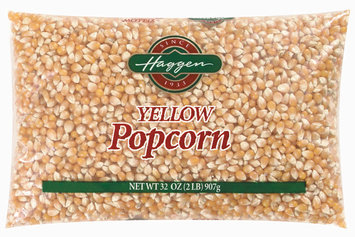 Haggen Yellow Popcorn 32 Oz Bag