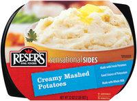 Sensational Sides Creamy Mashed Potatoes 32 Oz Sleeve