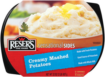 Sensational Sides Creamy Mashed Potatoes 32 Oz Sleeve