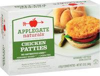 Applegate Naturals® Chicken Patties 4 ct Box