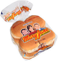 Mary Jane and Friends® Hamburger Buns